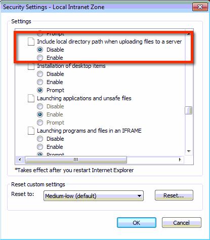 JSDSERVER-153] Can't attach file in Internet Explorer 8 & 9 - Create