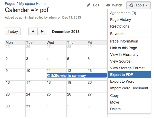 how to export pdf file to word 2007