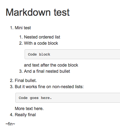 how to create a markdown file