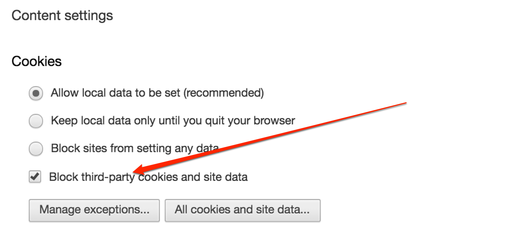How To Enable Cookies Third Party Solution For How To For Dummies