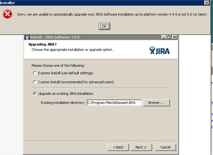 Jraserver 64931 Update Documentation In Regards To