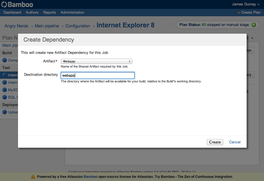 how to show dependencies in jira