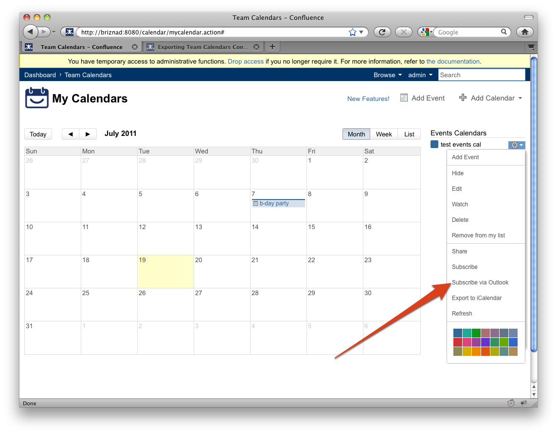 CONFSERVER-51254] Ability to view one or more Team Calendars from ...