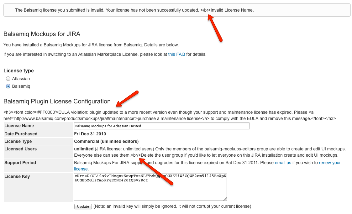 JRACLOUD-66122] Fixes required for HTMLSafe compatibility - Balsamiq ...