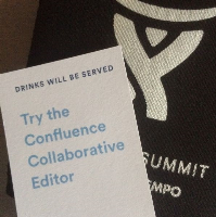 Try the Confluence Collaborative Editor Coasters.jpg